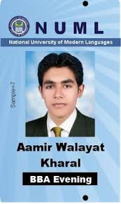 On Cards Buy Pvc Badge com Plastic Islamabad Card - Student Id Product Rawalpindi Comits School Alibaba