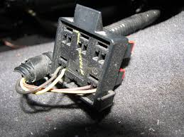 advice on seat wiring needed well since no one wanted to take a picture i had to go to ford and get a wiring diagram this is what the driver side looked like before i took the wires