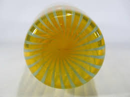 Sold Price: Tim FIELDS 2006 Art Glass vase, signed - October 4, 0120 2:00  PM EDT