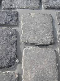 arcon paving bedding jointing stone cobble setts