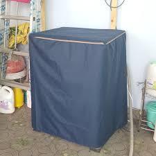Vải Dù Xịn Không Nổ Vỏ] Áo Trùm Máy Giặt Cửa Trên Bọc Máy Giặt Cửa Đứng Vải  Dù Siêu Bền Chống Thấm Chống Nắng Cho Máy 9 Đến 11kg Kích Thước