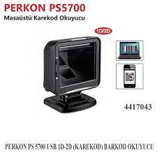 PERKON PS5700 USB 1D-2D (KAREKOD) BARKOD OKUYUCU Fiyatları ve Özellikleri