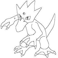 Pokémon Kleurplaten