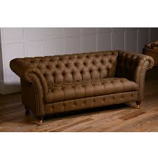 Chesterfield Sofa Antique Leather