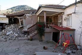 Strong Earthquake Shakes Central Greece ...