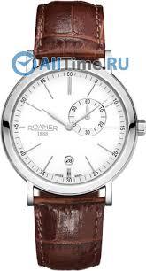 Купить Мужские швейцарские наручные <b>часы</b> Roamer 934.950 ...