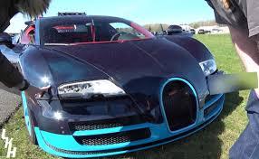 Its first regular production car, the bugatti veyron was available september of 2005. Video British Youtuber Lk Horizon Crashes 2 Million Bugatti Veyron Grand Sport Vitesse On Race Track New York Daily News