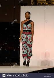 African Trousers Designs Sherah Designer On The Catwalk At Africa Fashion Week London