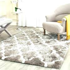 big fluffy white rug white fluffy rugs for bedroom soft plush area innovative on within excellent