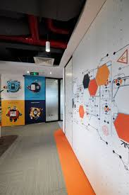 office walls. office wall graphics designed printed and installed in corridor area httpswww walls