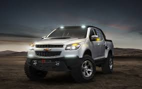 Chevy Colorado Rally Concept Info, Pictures - AutoTribute