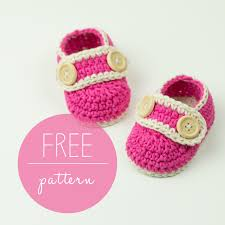Free Crochet Patterns For Baby Booties Best Inspiration Design