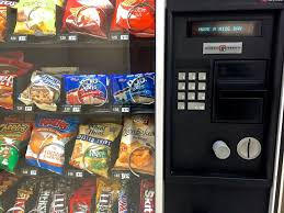 Chip Vending Machine Mesmerizing 48 Snacks Ideas Only Using Vending Machine Ingredients
