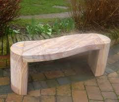 Stone Benches For Garden With Backs Stone Benches For Garden In Stone Benches With Backs