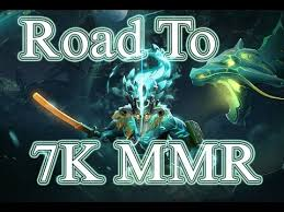 dota 2 live try hard road to rank 7k now 4911 mmr sever sea