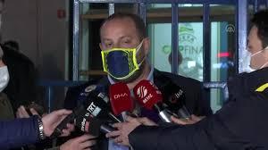 Derbinin ardından - Fenerbahçe yöneticisi Alper Pirşen - Spor