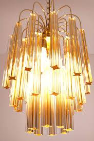 vintage venini chandelier