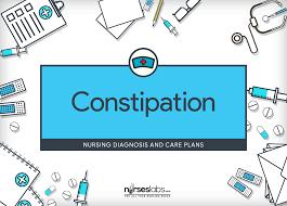Diet Chart For Constipation Patient Constipation Nursing Diagnosis Care Plan Nurseslabs
