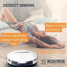 Robot hút bụi Quảng Ninh - Home