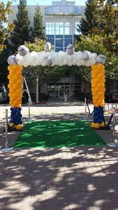Sports Themed Balloon Decor 17 Best Images About Balloon Ideas On Pinterest Baby Shower