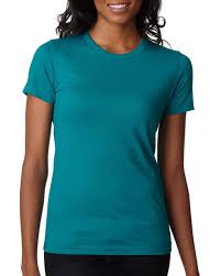 Next Level 6610 Ladies Cvc Crew T Shirt