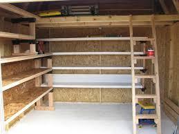58 shelf for storage diy corner shelves for garage or pole barn