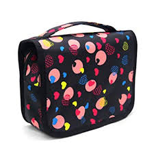 travel toiletry bag hanging toiletry bag organizer waterproof makeup bag for travel fasion