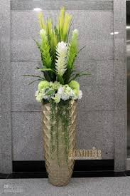 Tall Floor Vases With Artificial Flowers | http://murdochleaks.org |  Pinterest | Tall floor vases, Vases decor and Decorative vases