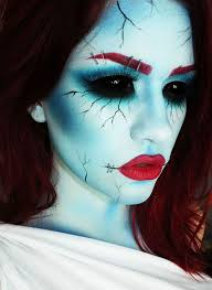 8 terrifyingly gorgeous looks you have to see to believe face makeup costumescorpse bride
