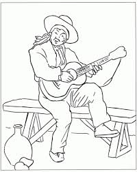 Small Picture Spanish Coloring Pages 7913
