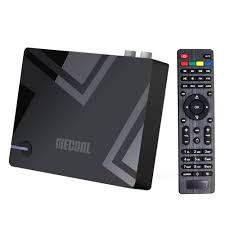 <b>MECOOL K5</b> Android TV BOX <b>DVB</b>-<b>T2</b>/S2 Set-top Box Android 9.0 ...