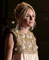 Sienna miller, seen here in sydney yesterday, revealed she almost burnt her chest during the filming of us blockbuster gi joe. Sienna Miller Wikipedia