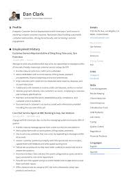 Example Resume For Customer Service How To Customer Service Representative Resume 12 Pdf