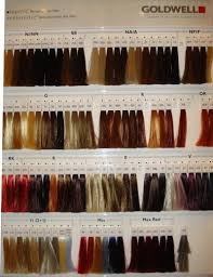 Goldwell Hair Color Chart Goldwell Color Chart In 2019 Elumen Hair Color Hair Color