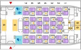 Wow Plane Seating Chart Eva Air Seat Reviews Skytrax