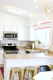 Kitchen Makeover Mallorys White Kitchen Makeover Reveal Classy Clutter