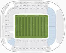 Stubhub Center Seating Chart Rows Dignity Health Sports Park Guide Itinerant Fan