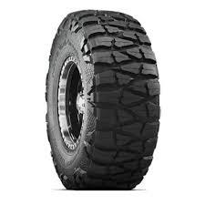 Mud Tire Comparison Chart Off Road Mud Terrain Tires