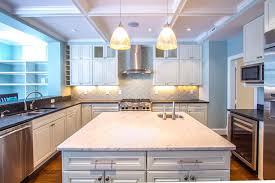 kitchenaid appliances white. virginia mist granite for a traditional kitchen with kitchenaid appliances and new home by hsdavenport white