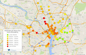 washington dc maps  curbed dc