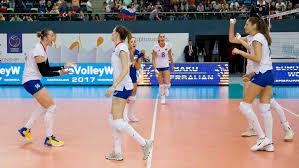 Сборная России Волейбол голы очки фото новости СПОРТ  Чемпионат Европы