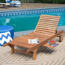 Fold Up Chaise Lounge Coral Coast Rema Wave Wood Patio Chaise Lounge Dark Brown