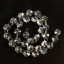 Großhandel Kristall Kette Deko Kaufen Sie Die Besten