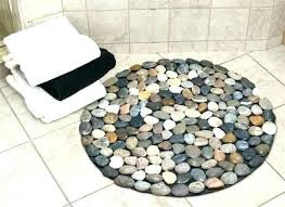 round bathroom rugs round bathroom rug mats round bath rugs bathroom diffe colored pebbles rug all round bathroom rugs