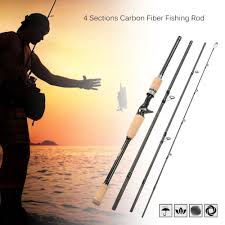 Light Bass Rod Portable Spinning Fishing Rod Medium Fishing Pole 240 210cm