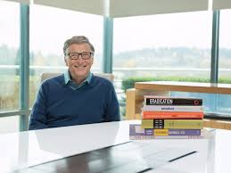 Bill Gates Favorite Books Of  Business Insider - Bill gates house pics interior