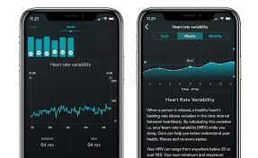 Heart Rate Variability Chart What Is Heart Rate Variability What Hrv Tells You About