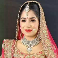 best makeup artist in delhi with