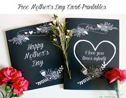 mother day card design free printable mothers day cards todays creative life