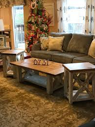Image Wooden Farmhouse Coffee Tablejpeg 731 Woodworks Living Room Decor 731 Woodworks We Build Custom Furniture Diy